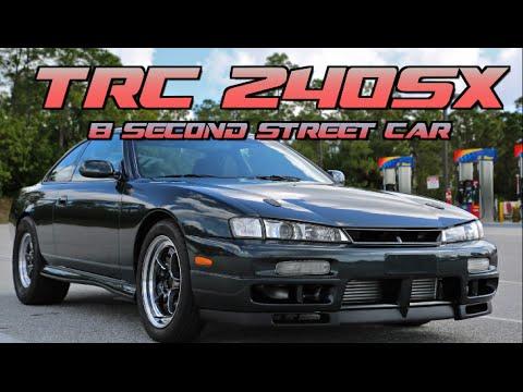 TRC 240sx 2JZ engine