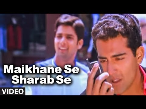 Maikhane Se Sharab Se (Full Video Song) - Pankaj Udhas Hit Songs...