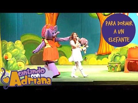 Cantando Con Adriana Fiesta de Disfraces Cantando Con Adriana en