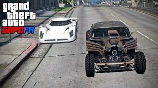 GTA SAPDFR - DOJ 75 - Exotic Cars in Los Santos (Criminal)