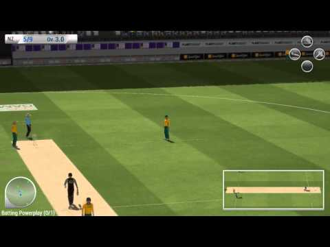 Ashes Cricket 2013 - Gameplay