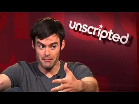 Unscripted with Bill Hader and Anna Faris