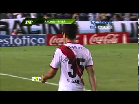 Racing Club 1 River Plate 0 - Incial 2013 - Paso a Paso - TyC Sports