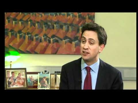 LABOUR LEADER AND TRAITOR ED MILLIBAND IS REALLY A ZIONIST TORY TWAT
