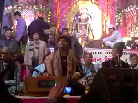 hamsar hayat ji live by ek radha ek meera at geeta colony (amit...