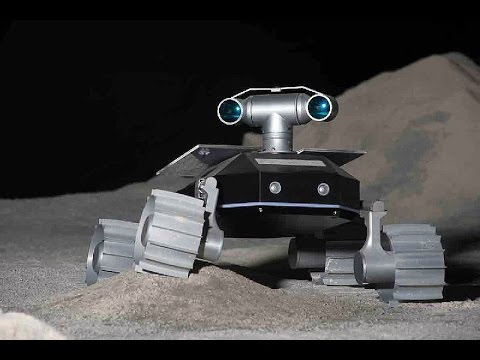 India's rover races to the Moon - BBC Click