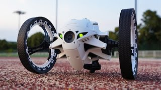 Parrot Jumping Sumo İncelemesi