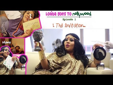 LOLITA GOES TO NOLLYWOOD- Ep 1