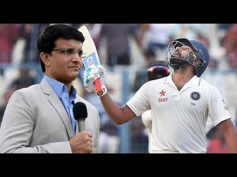 Sourav Ganguly Statement On rohit sharma