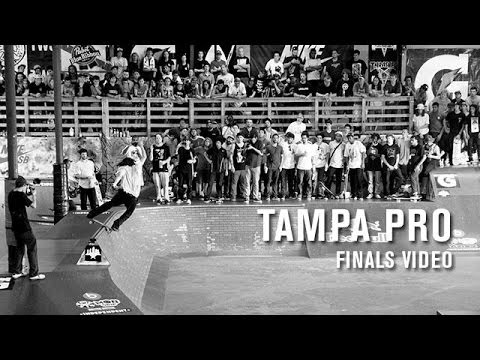 Tampa Pro 2014 Finals