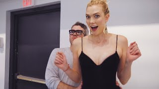 How a Met Gown is Made   2018   Karlie Kloss