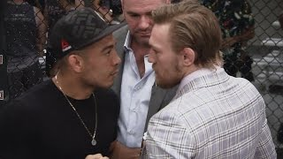 The World Will Be Watching Aldo vs. McGregor