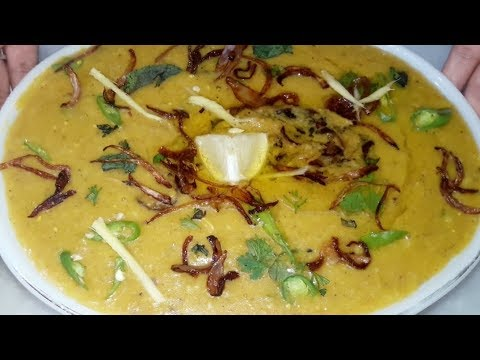 Mazedar Beef Haleem - How To Make Perfect Haleem Recipe - Daleem Recipe