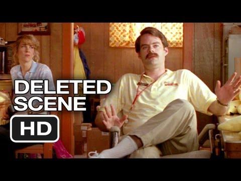 Adventureland Official Deleted Scene - My Grandson's Stuck (2009) HD