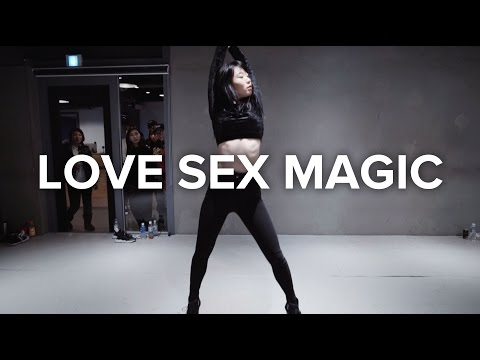 Love Sex Magic - Ciara / Jiyoung Youn Choreography