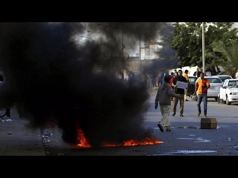 Libya: dozens killed in clashes with militia