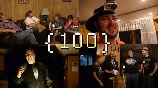 Real Life Friends 100! - Part 1 (Warning Face)