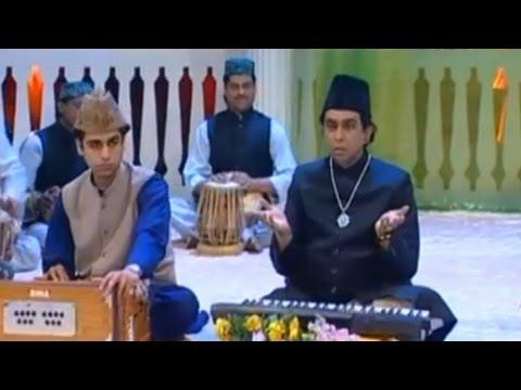 Saare Nabiyon Mein Hai - Natiyan Qawwali Nabi Ka Chehra - Haji Aslam Sabri video