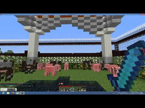 Cracked Minecraft Server 1.6.1   Exclusive Craft