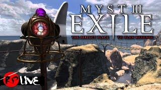 [RP LIVE] Myst III: Exile | The War on Darwinian Evolution Continues (and we're losing)