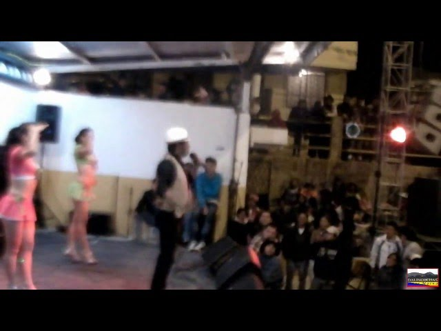 FIESTAS DE SEVILLA 2012 Concierto de BAYRON CAICEDO 2012