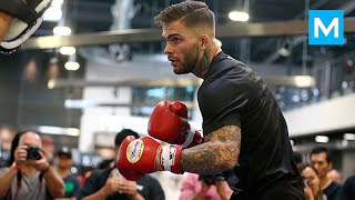 Cody Garbrandt Conditioning MMA Training | Muscle Madness