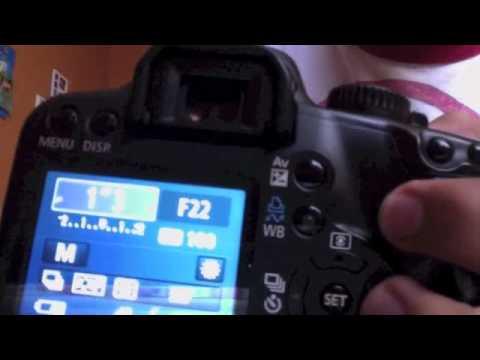 ¿Cómo usar una cámara profesional?