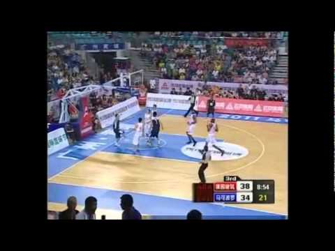 Jeremy Lin 2011 China stint 林書豪代表CBA東莞出戰SBL璞園