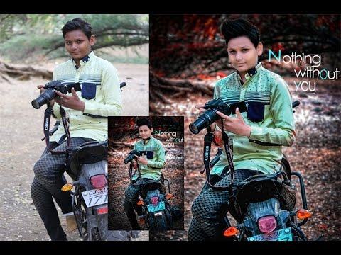 Photoshop Heavy editing ||killer look || Cb editing || photoshop easy photo editing Tutorial