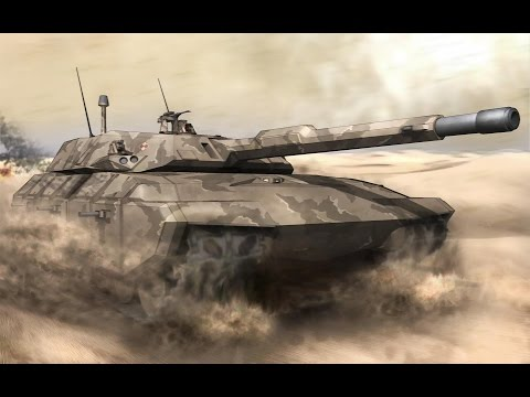 Firepower:Future Main Battle Tanks|Documentary 2016 (HD)