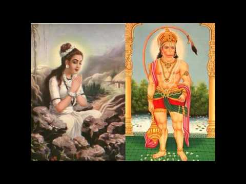 A Tamil Devotional Song On Hanuman  Anjaneyar video