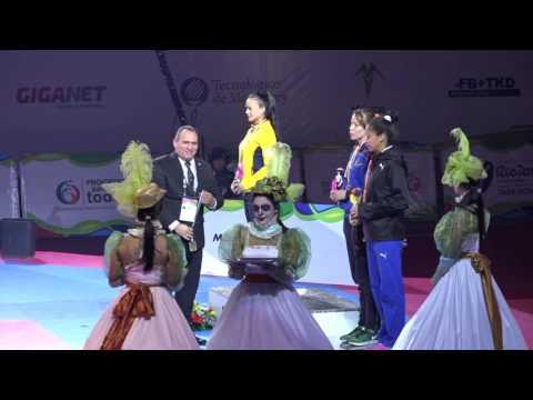 Carolena Olympic Qualification
