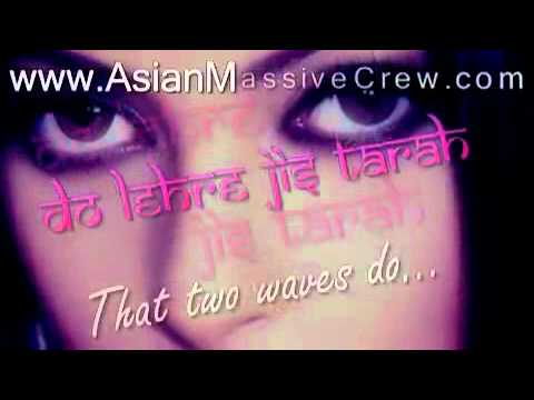 ★ ♥ ★ Tu Hai Wohi - lyrics + Translation Remix  ★ www...