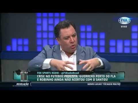 Marcelo Teixeira no Fox Sports 25/05/2015