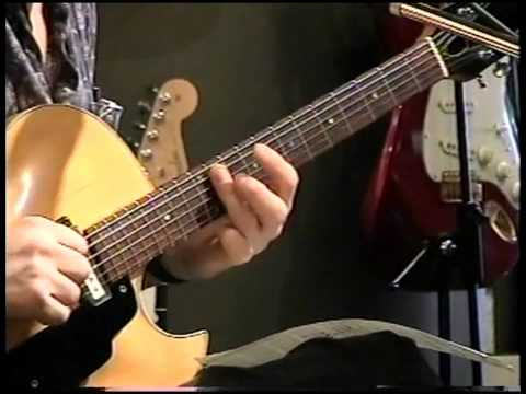 Ted Greene Seminar - California Vintage Guitar 5-18-03 part 8