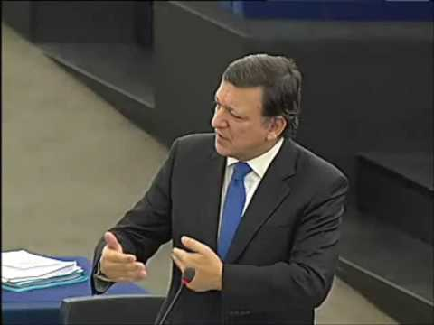 Farage vs Barroso: Was 'EU President Blair' the deal all along?