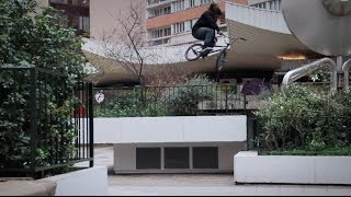 BMX - BRAD SIMMS in PARIS