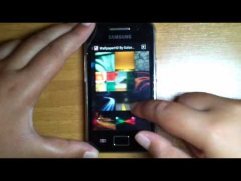 CM9 RC1 Android 4.0.4 ICS  Samsung Galaxy ACE  [REVIEW] HD
