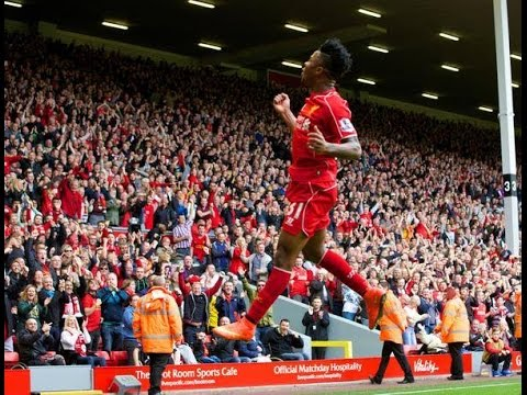 daniel sturridge highlight Goal Liverpool 2 vs 1 Southampton (17/08/2014) HD