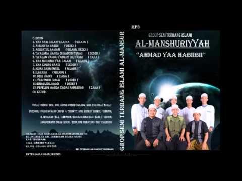 AL MANSHURIYYAH   Bi Maulidil Hadi   YouTube