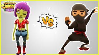 Subway Surf Thailand Play Zoe vs PrinceK, Brody, Tasha, Tag Bot, Ninja Android iOS Game