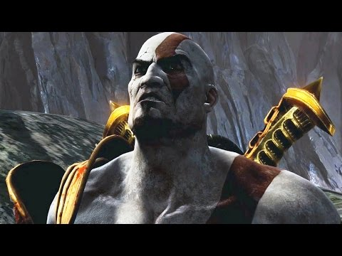 GOD OF WAR 3 REMASTERED #13 - Épica Batalha Contra Cronos! (1080p 60fps Português PT-BR!)