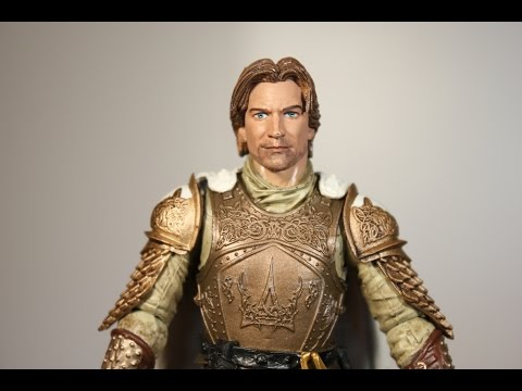 Jaime Lannister Funko Game of Thrones Legacy Collection figure review