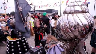 Hastings Pirate Day Footage 2014 featuring Jock The Pirate