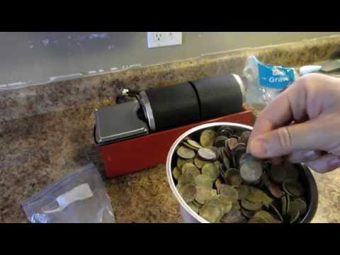 Cleaning Coins Plus Review for Dual Drum Rotary Rock Tumbler
