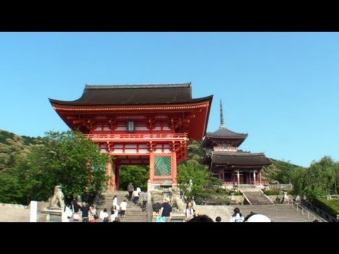 京都 清水寺 KIYOMIZU-DERA Japan Kyoto Guide World Cultural Heritage