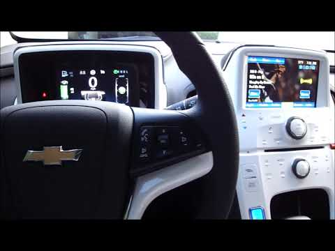 2013 Chevy Volt owner review 230 MPG. + OnStar app review Inverness Florida