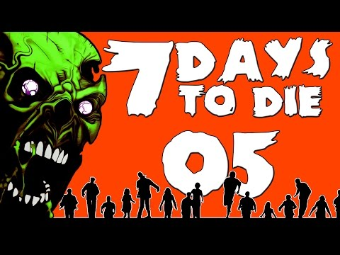 "Drunk and Disorderly! | 7 DAYS TO DIE [Insane Difficulty] | Season 6 ""Resurrection"" [1080p 60fps]"
