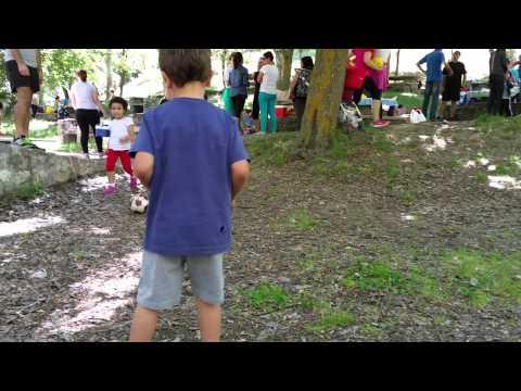 Jornada de convivencia en la Fuente de la gitana - E. Infantil Colegio de La Presentación