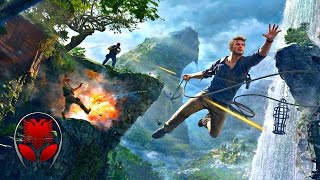 Krejt si Film Aksion !! - Uncharted 4 SHQIP | SHQIPGaming